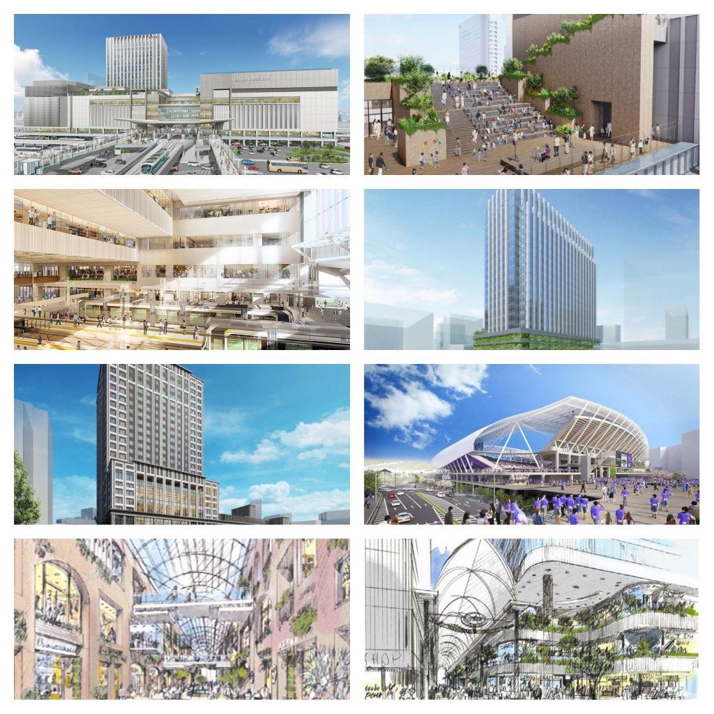広島の再開発