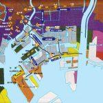 東京湾埋め立てマップ