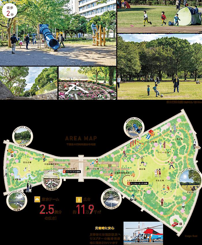 県立行田公園