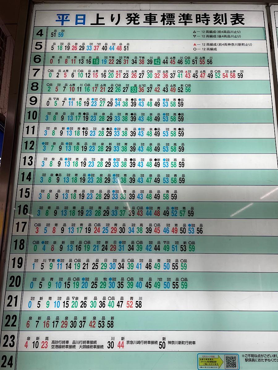 金沢文庫駅 時刻表