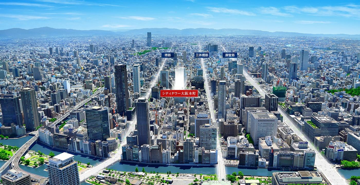 シティタワー大阪本町
