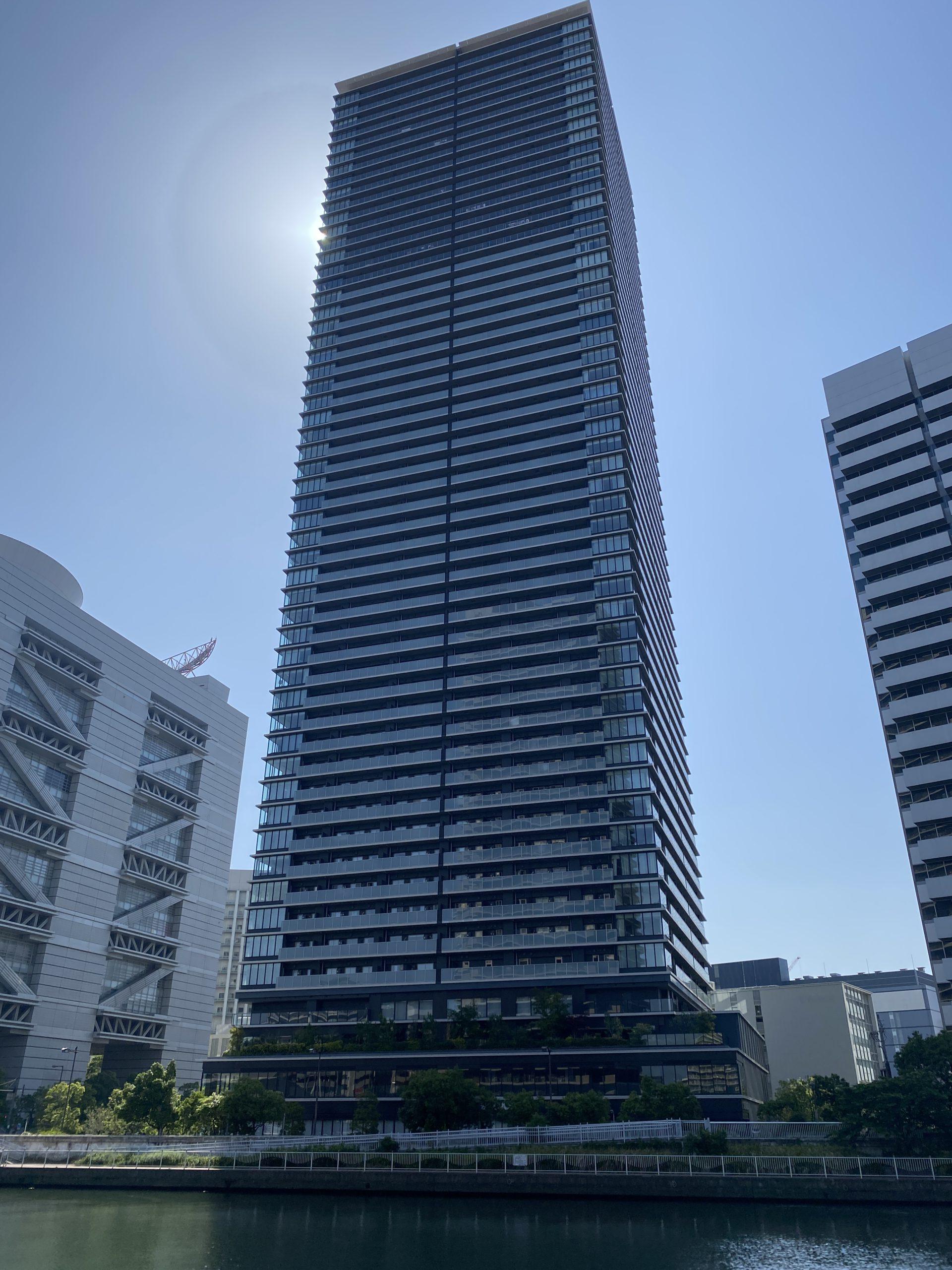 ザ・パークハウス中之島タワー