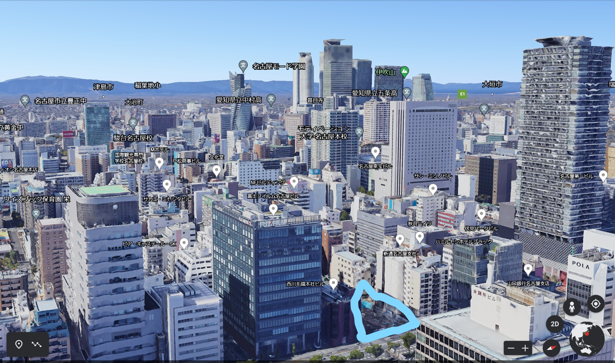 タワー・ザ・ファースト名古屋伏見公式