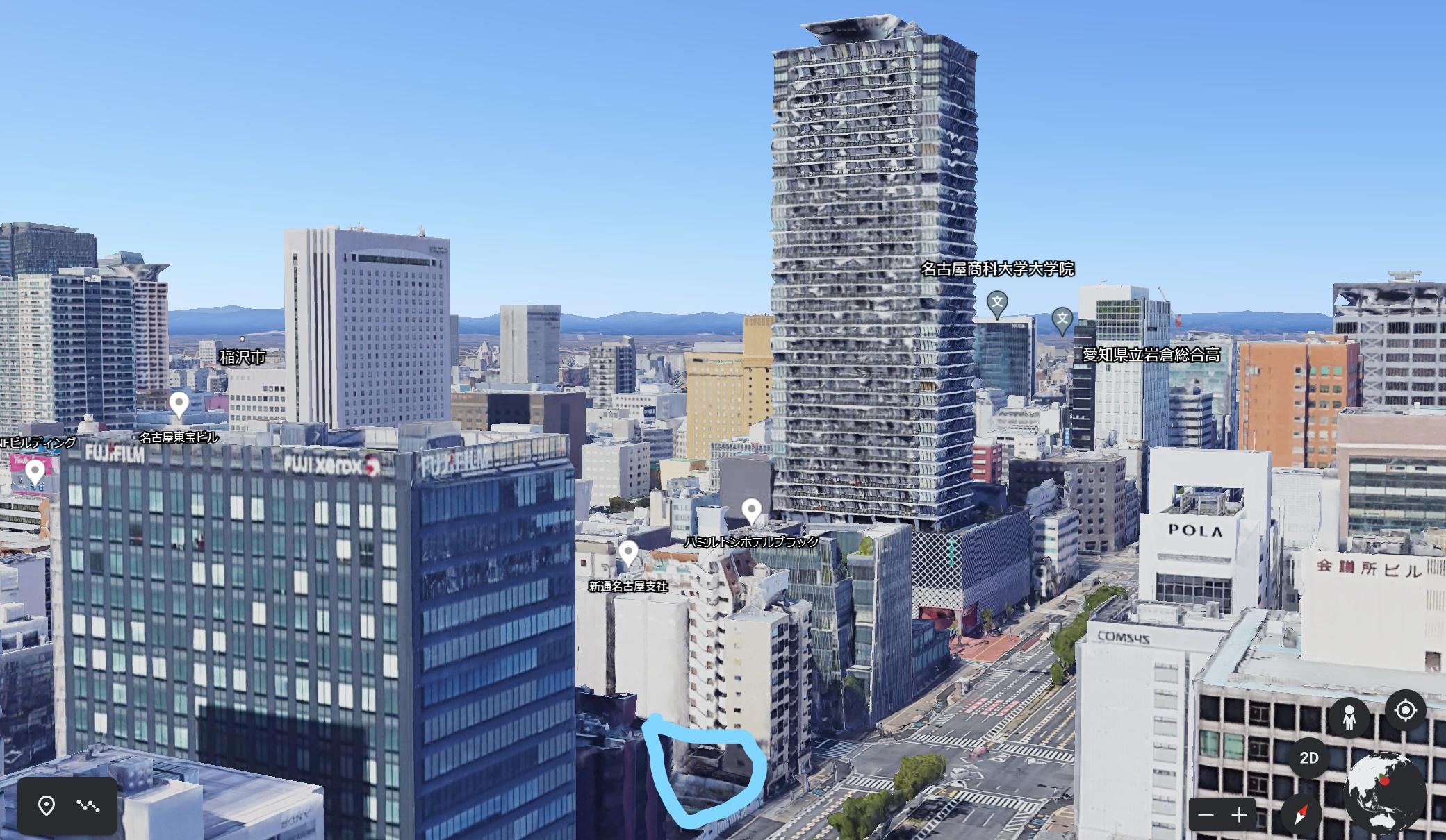 タワー・ザ・ファースト名古屋伏見