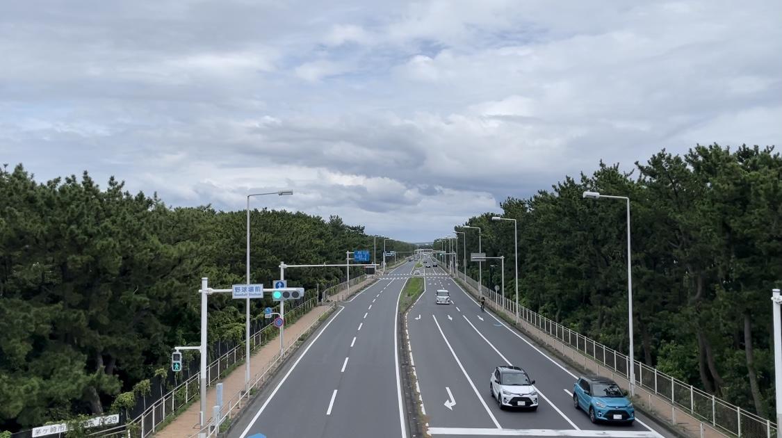 ルネ湘南茅ヶ崎 134号線
