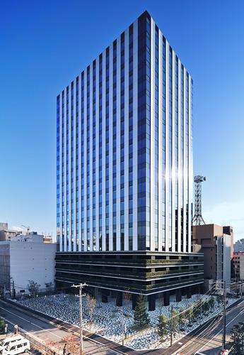広島ビジネスタワー 出典:大成建設公式サイト