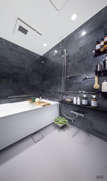 ファインスクェア聖蹟桜ヶ丘 浴室